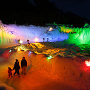 層雲峡氷瀑祭り(上川町)