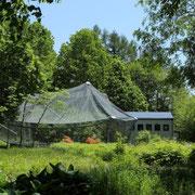 ファーブルの森飼育舎