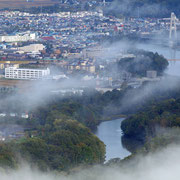芦別市 上金剛山からの眺望