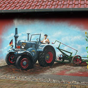 Graffiti Künstler Ostsee