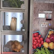distributeur automatique de légumes