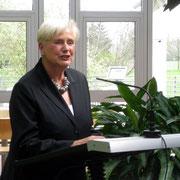Bürgermeisterin U. Wäsche