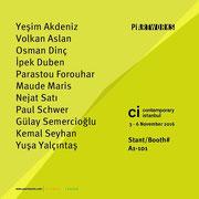 Contemporary Istanbul 2016, Artfair