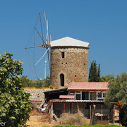Ölmühlen beim Ort Risadiye