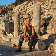 Die Säulen einer guten Reise ;-)