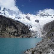 Gletscher Pucajirca