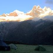 Nevados Pucajirca (Cordillera Blanca)