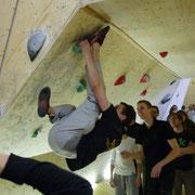 die Boulderlounge in Chemnitz