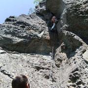 Skály u Nečtin - Felsen bei Netschetin