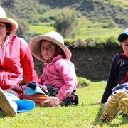 in Jancapampa (Cordillera Blanca)