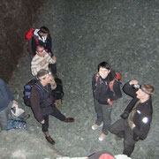Mittwochstraining im Steinicht, 28.03.2012