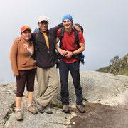 an der Laguna Churup (Cordillera Blanca)