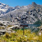 Laguna Churup (Cordillera Blanca/Peru)