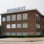 Prodentfabriek Sarah Lee Amersfoort
