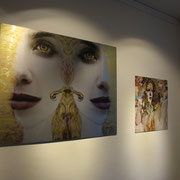 """Vernissage unserer Ausstellung """"ÜberSinnlich"""" - Fotoarbeiten von Michael Eder, ABC Westside Galerie"""