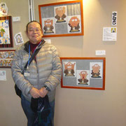 ウノカマキリさん2013 落画