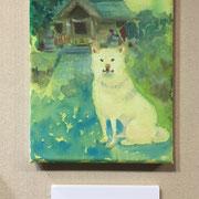 「第五回 寄席描き展」出品作品。