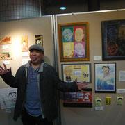 宮島幸次さん2013