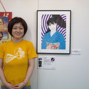 山田明子さん 2012年 作品