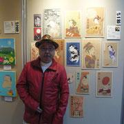 神谷一郎さん2013