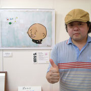 徳山きみあきさん2012