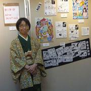 森本はつえさん2013