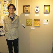 圓山武宏さん2013