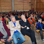 gespannte Zuhörerschaft Foto: Alexander Schneider