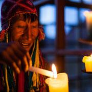 Gemütlichkeit und Entspannung gehören in den Andean Lodges zum Programm © ANDEAN LODGES