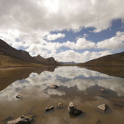 Gletschersee am Ausangate Trail © ANDEAN LODGES