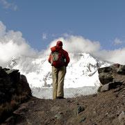 Blick auf den Nevado Ausangate  © ANDEAN LODGES