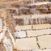 Die Salzbecken von Maras