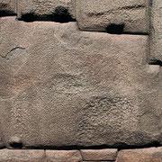 Der 12-eckige Stein in Cuzcos Strassen