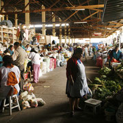 Mercado San Pedro in Cuzco