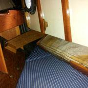 starboard - chart storage down