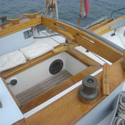 cockpit - seen from port