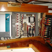 switch board inside