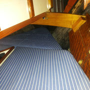 port side - bunk