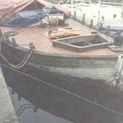 Eos as we found her in Copenhagen in 1989.