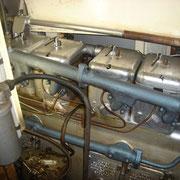 engine - portside