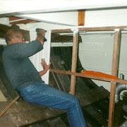 Engineroom bulkheads.