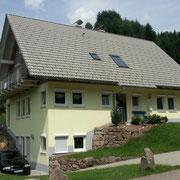 Neubau Zweifamilienhaus mit Einliegerwohnung
