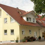 Anbau Einfamilienhaus mit Satteldachgaube