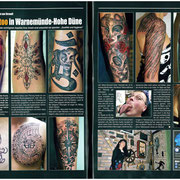 Quelle: Tattoo-Scout / TattooStudio - Ausgabe 12, 01.2013