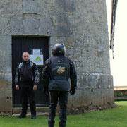 Le moulin de Frouville-Pensier à Ozoir le Breuil