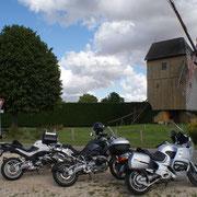 Le Moulin Pelard au Bois de Feugère-Bouville