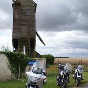 Le moulin St Thomas de Bazoche en Dunois