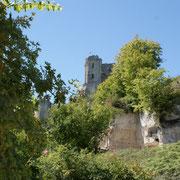 Le chateau de Lavardin