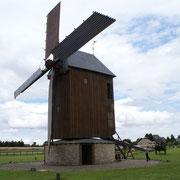 Le moulin du Paradis à Sancheville