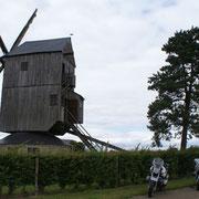 Le moulin de la garenne à Ymonville